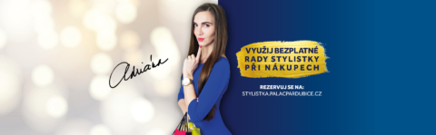 Módní nákupy se stylistkou