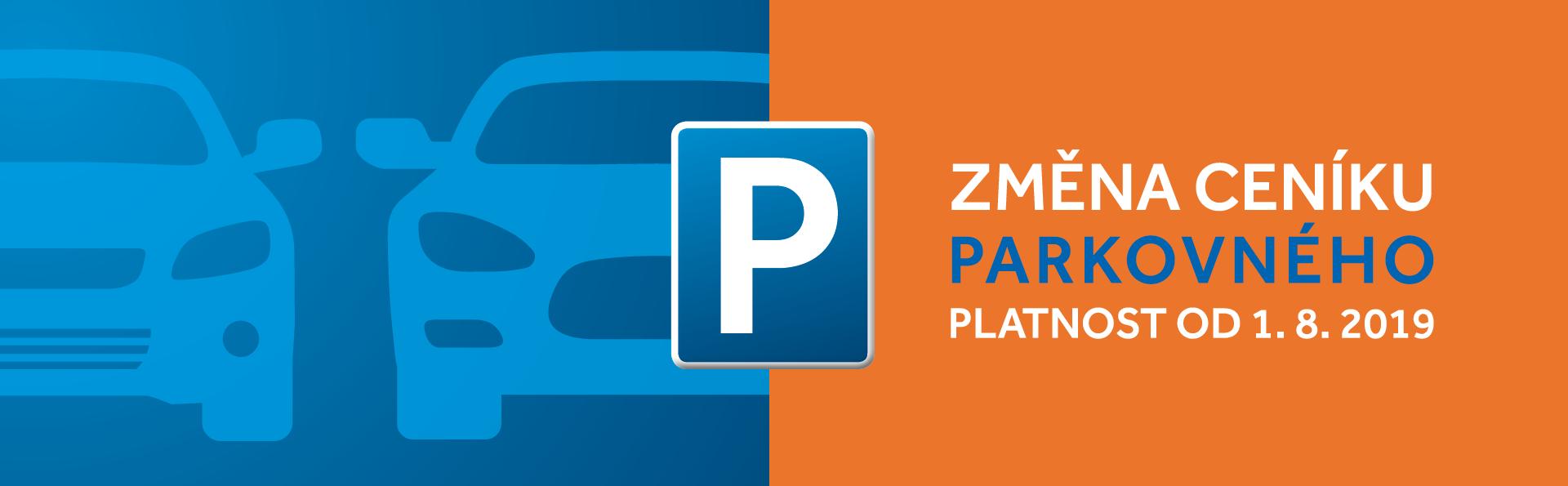 Změny parkovacího systému v PALÁCI Pardubice