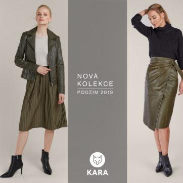 Nová podzimní kolekce KARA