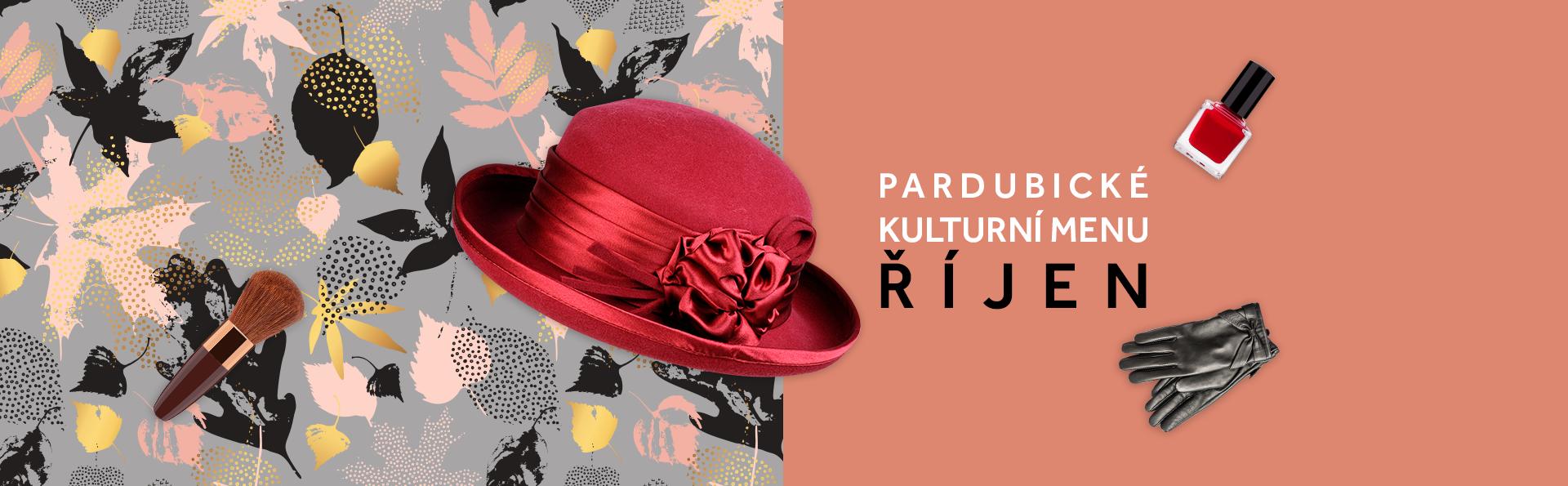 Pardubické kulturní menu – říjen