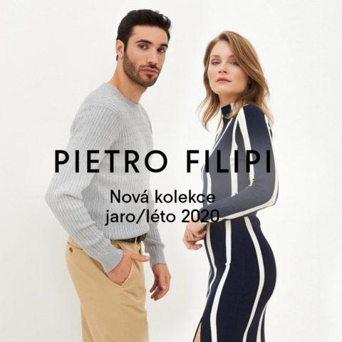 Nová kolekce jaro/léto 2020 v Pietro Filipi