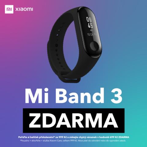 Jedinečná nabídka v prodejně Xiaomi