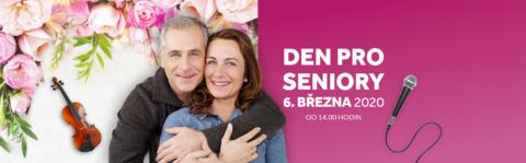 Den pro seniory v PALÁCI Pardubice
