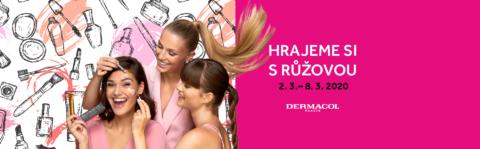 Vyhrajte dárky Dermacol s PALÁCEM Pardubice