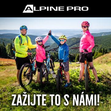 Sportovní kolekce ALPINE PRO
