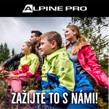 Nová outdoorová kolekce ALPINE PRO