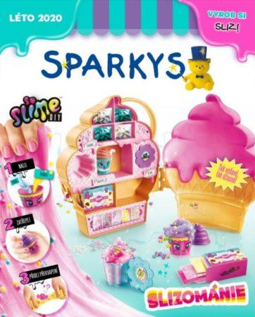 Akční letní katalog Sparkys