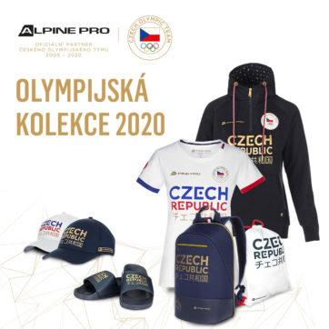 Olympijská kolekce 2020 od ALPINE PRO