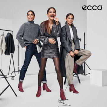 Nová kolekce v ECCO