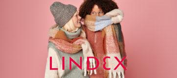 Růžový říjen v Lindex