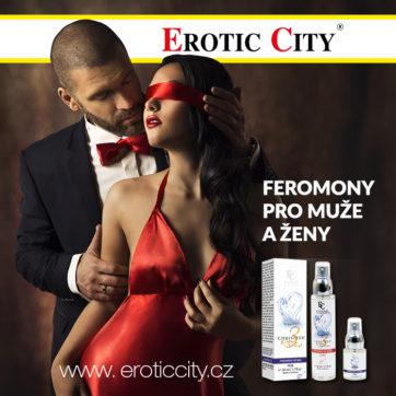 Feromony v Erotic City