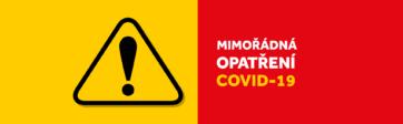 Mimořádná opatření v PALÁCI Pardubice od 22. října