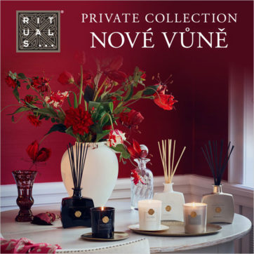 Oblíbená řada Private Collection v Rituals