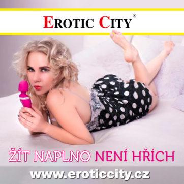 Masážní strojky Erotic City