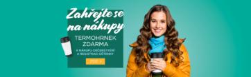 Vyhrajte termohrnek v online soutěži PALÁCE Pardubice