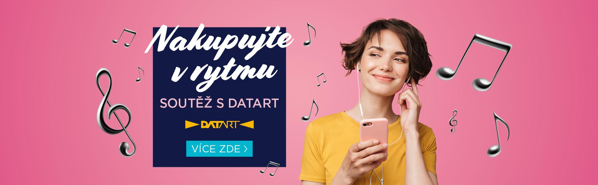 Vyhrajte elektroniku v soutěži s DATART