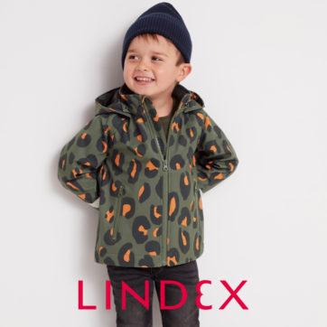 Sleva 30 % na svrchní oděvy a hřejivé doplňky Lindex