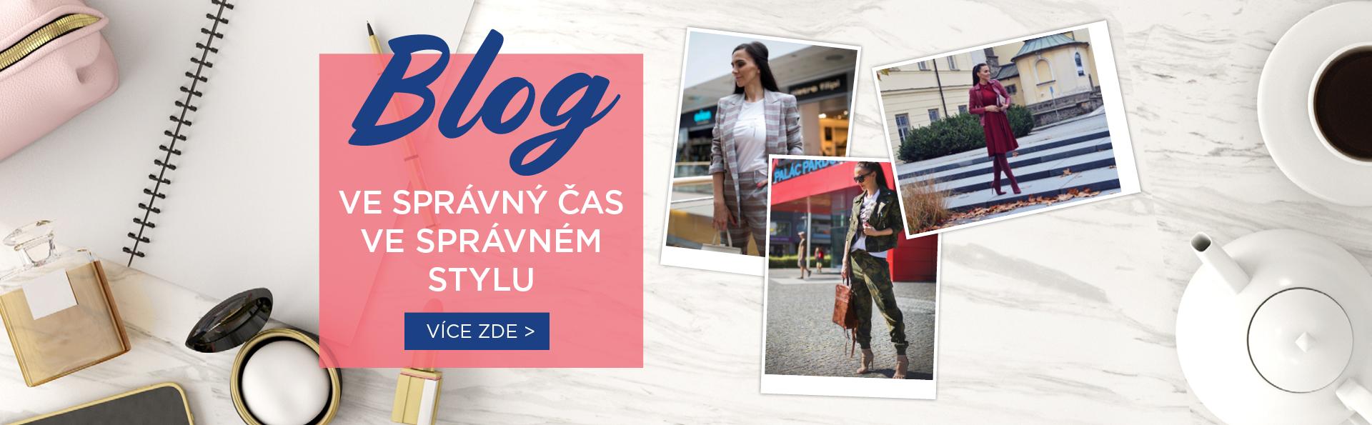 Představujeme vám nový inspirativní módní blog