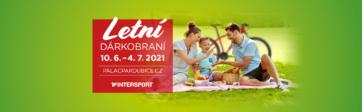 VELKÁ SOUTĚŽ: Letní dárkobraní v PALÁCI Pardubice