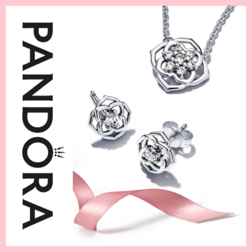 Dárkový set Pandora za výhodnou cenu v Corial