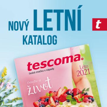 Katalog TESCOMA: LÉTO 2021