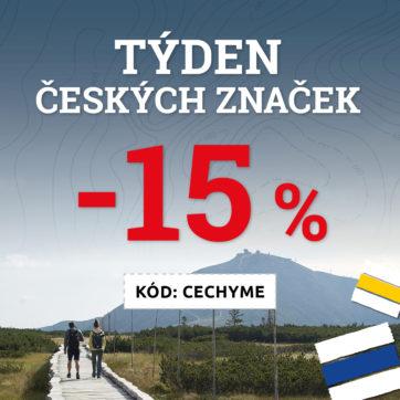 Týden českých značek v ROCK POINT