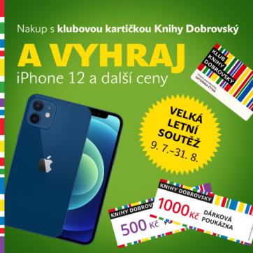 Velká letní soutěž pro členy Klubu Knihy Dobrovský