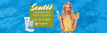 Soutěž o kosmetiku Yves Rocher