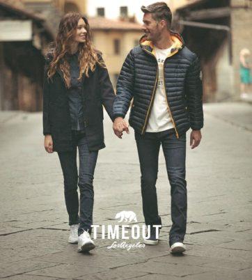 Nová kolekce TimeOut podzim/zima 2021