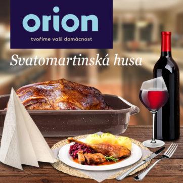 Orion: Svatomartinské hodování